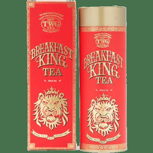 chaj twg breakfast king 100 g