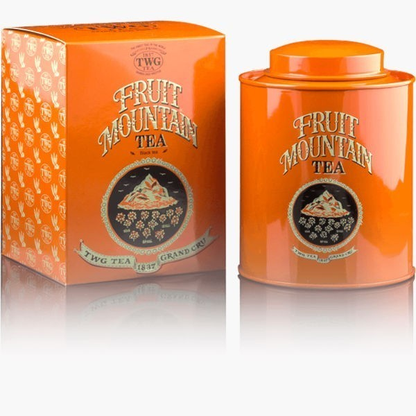 chaj twg fruit mountain tea 150 gr