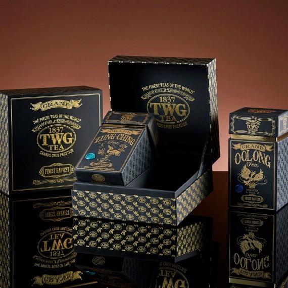chaj twg grand fine harvest teas box of 2