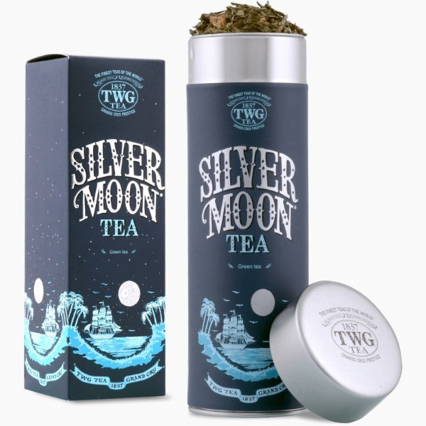 chaj twg silver moon 100 g