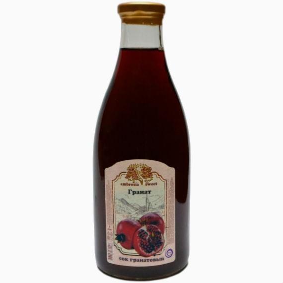 cok granatovyj ambrosia sweet 1l