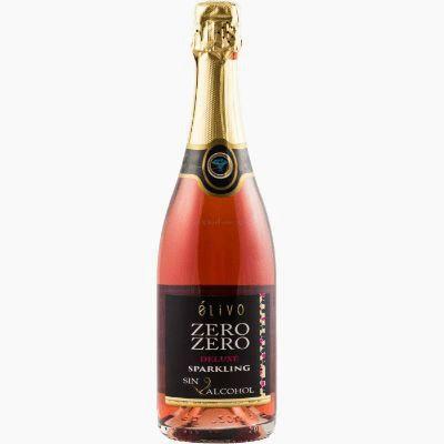 elivo zero zero deluxe espumoso bezalkogolnoe vino 0 75 l
