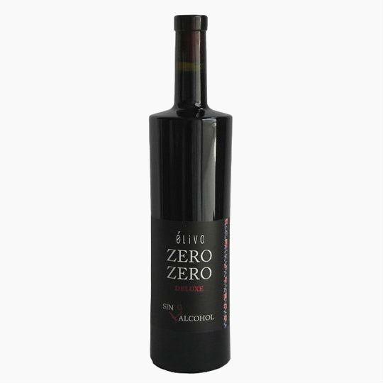 elivo zero zero red bezalkogolnoe vino 0 75 l