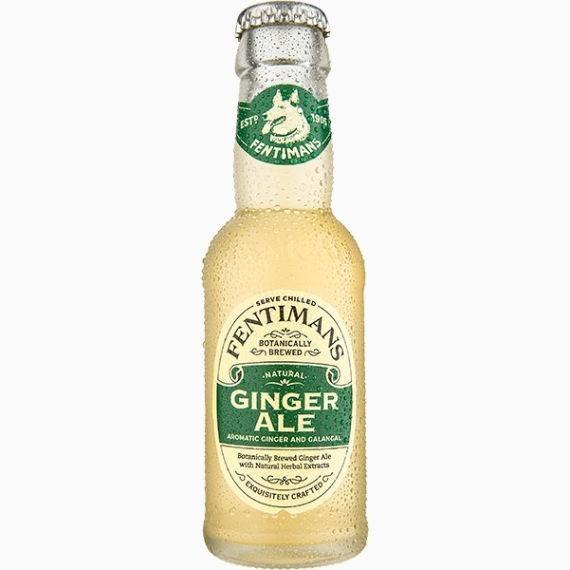 fentimans ginger ale imbirnyj el 0 125l