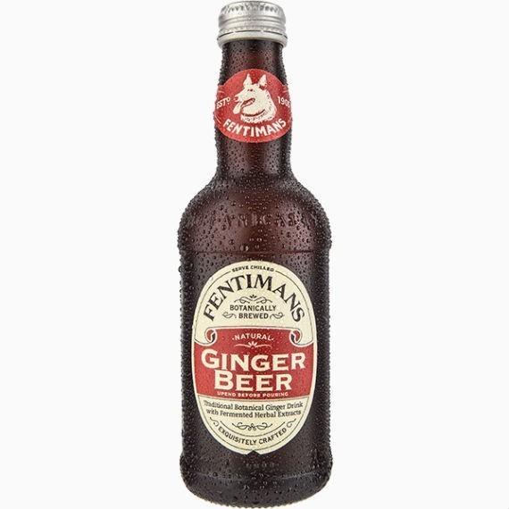 fentimans ginger beer 0 275l