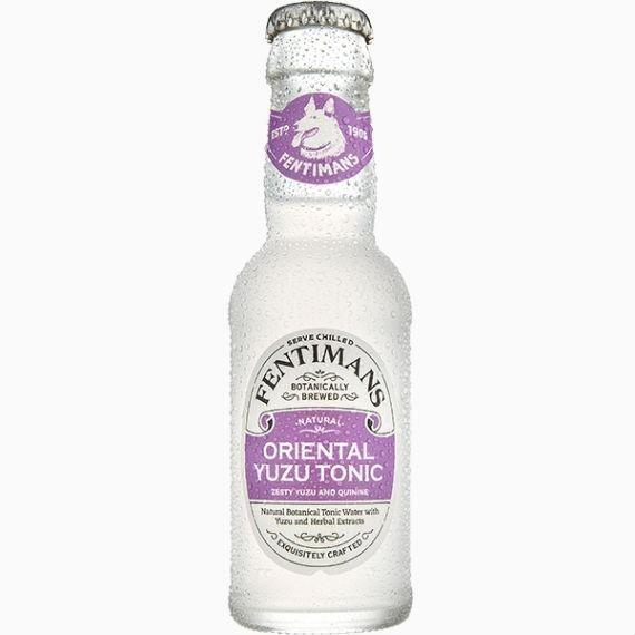 fentimans oriental yuzu tonic water 0 125 l