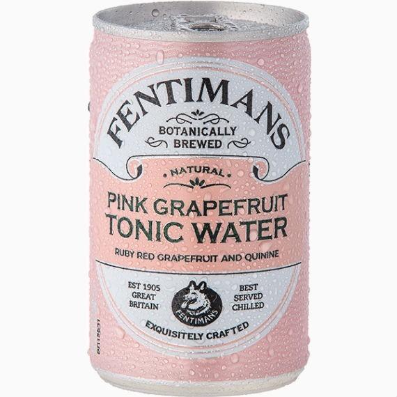 fentimans pink grapefruit tonic 0 15 l