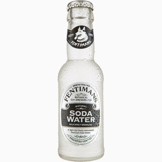 fentimans soda water 0 125 l