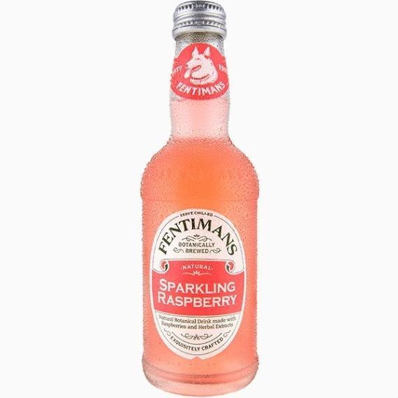 fentimans sparkling raspberry 0 275 l
