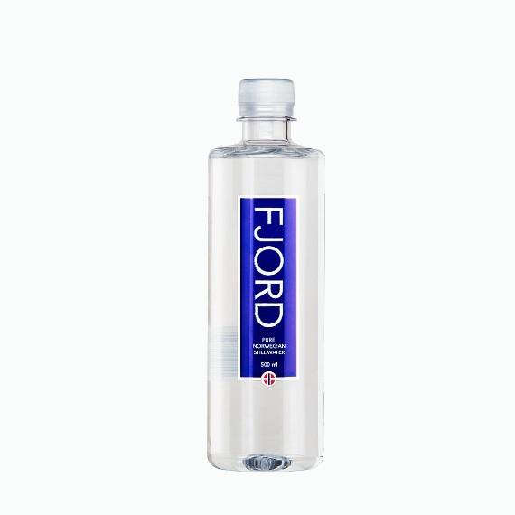 fjord mineralnaya voda bez gaza 0 5 l