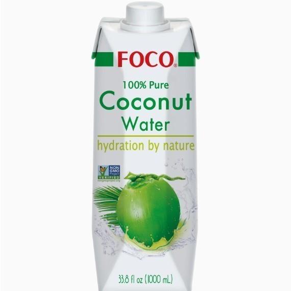 foco kokosovaja voda 1 0 l