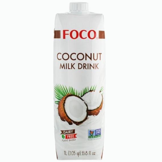 foco kokosovyj molochnyj napitok 1 0 l