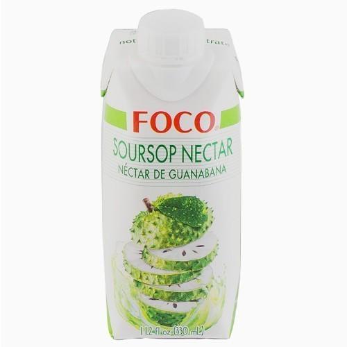 foco nektar guanabany 0 33 l