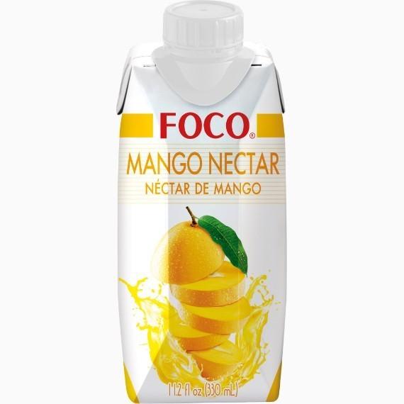 foco nektar mango 0 33 l