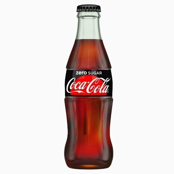 gazirovannyj napitok coca cola zero 0 2 l anglija