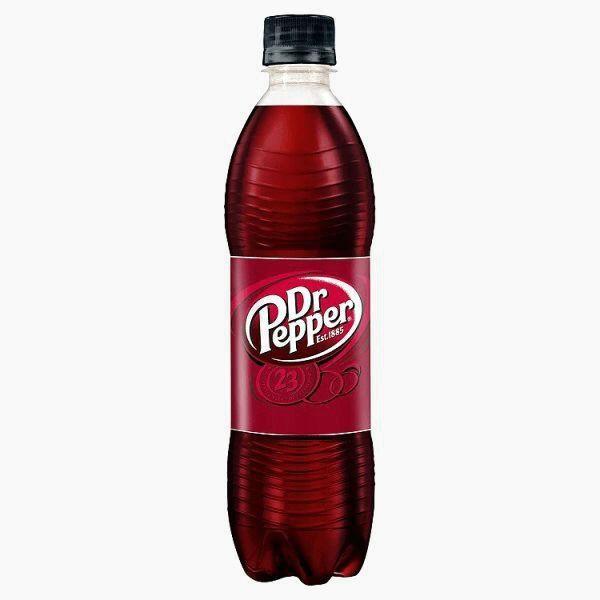 gazirovannyj napitok dr pepper 0 5 l