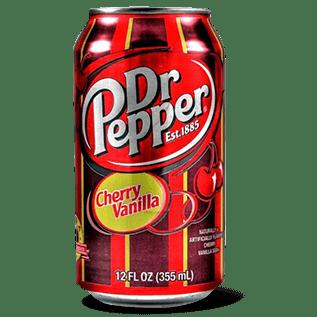 gazirovannyj napitok dr pepper cherry vanilla 0 355 l
