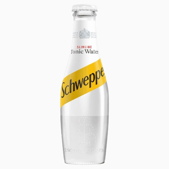 gazirovannyj napitok schweppes slimline 200 ml