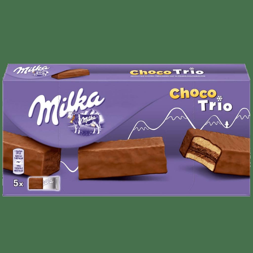 impulse milka chocotrio 150gr