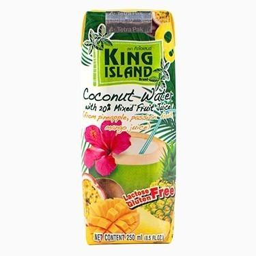 king island kokosovaja voda s tropicheskimi sokami 0 25 l