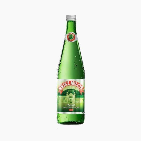 knjaz milos mineralnaja voda bez gaza 0 75 l