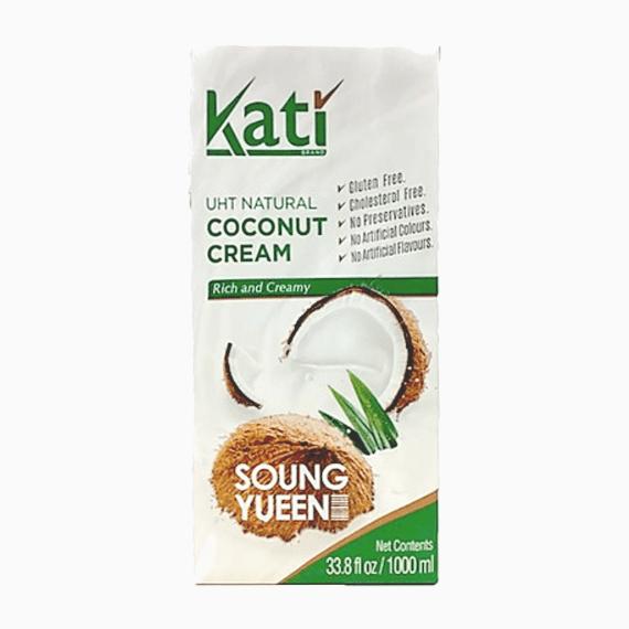 kokosovye slivki kati 1 l