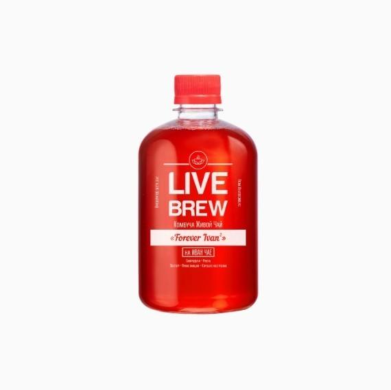 kombucha live brew forever ivan 2 520 ml