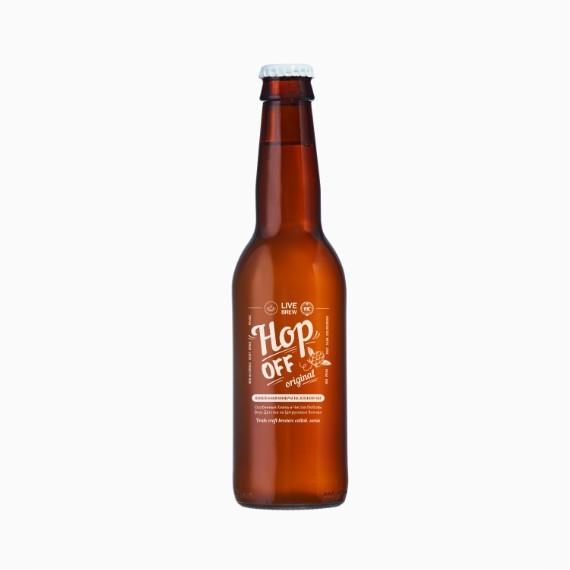 kombucha live brew hop off 350ml