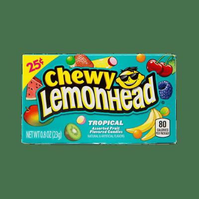 konfety chewy lemonhead tropical 0 23 g