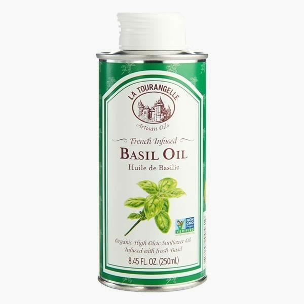 la tourangelle basil infused oil 250ml