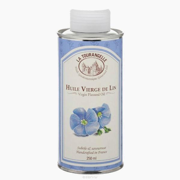 la tourangelle flaxseed virgin oil 250ml