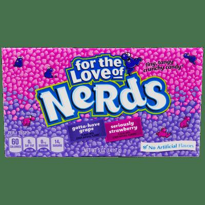 ledenczy wonka nerds strawberry grape 1417 g