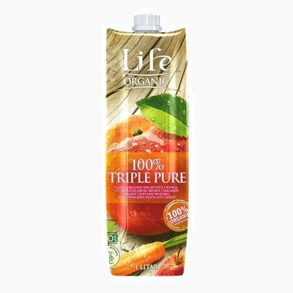 life jablochnyj persikovyj morkovnyj sok 1 0 l
