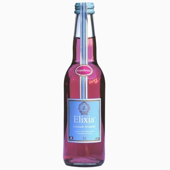 limonad elixia malina 0 33 l