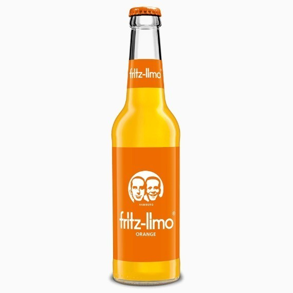 limonad fritz limo apelsin 330 ml