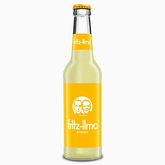 limonad fritz limo limon 330 ml