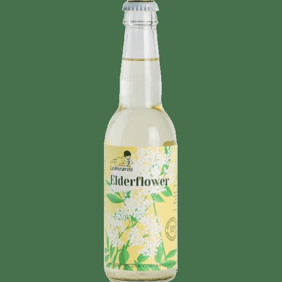 limonad lemonardo elderflower 0 33 l