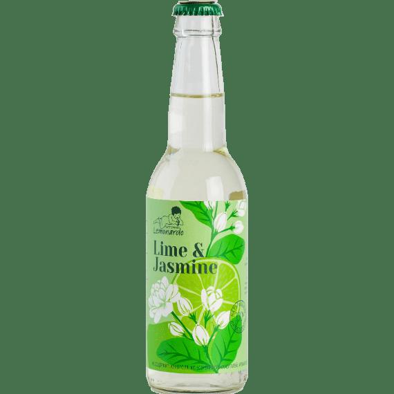 limonad lemonardo lime jasmine 0 33 l