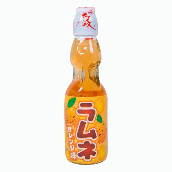 limonad ramune gazirovannyj apelsin 0.2 l