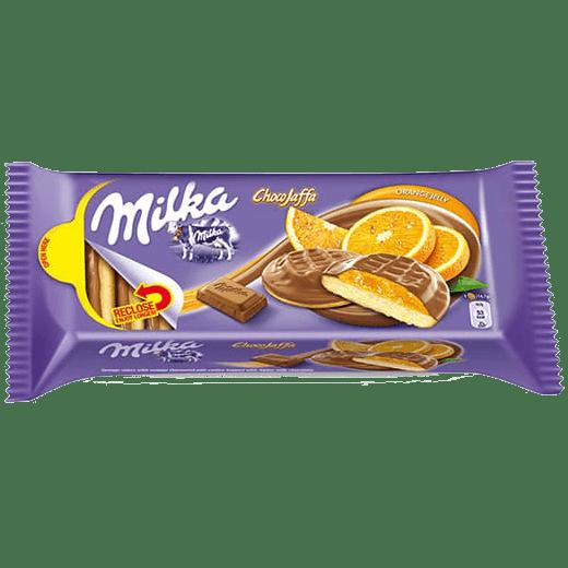 milka jaffa orange cookies 147gr