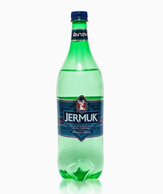 mineralnaja voda dzhermuk gazirovannaja 1 0 l