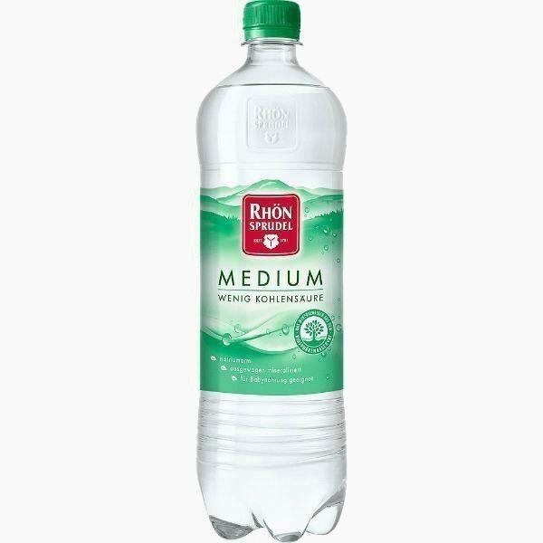 mineralnaja voda rh n sprudel medium s gazom 1 0 l