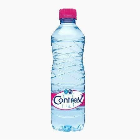 mineralnaya voda bez gaza contrex kontreks 0 5l
