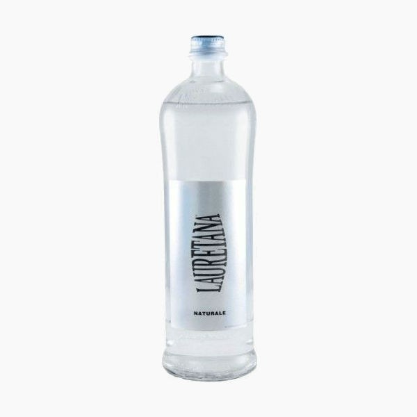 mineralnaya voda lauretana gazirovannaya 0 75 l