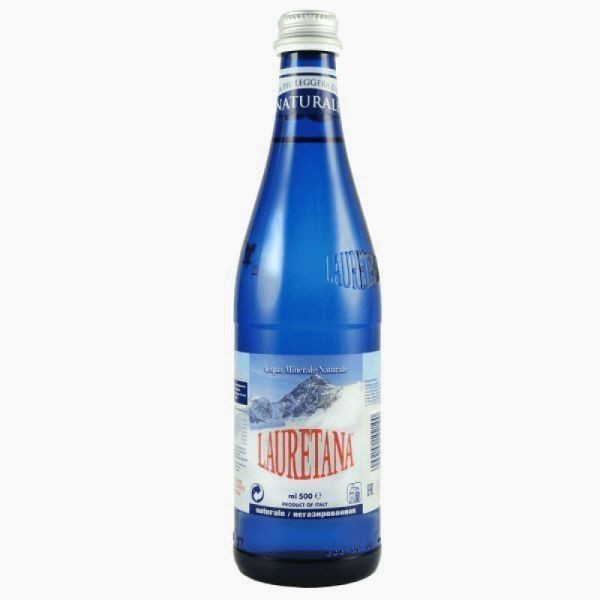 mineralnaya voda lauretana negazirovannaya 0 5 l