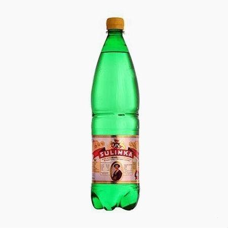mineralnaya voda sulinka gazirovannaya 1 25l