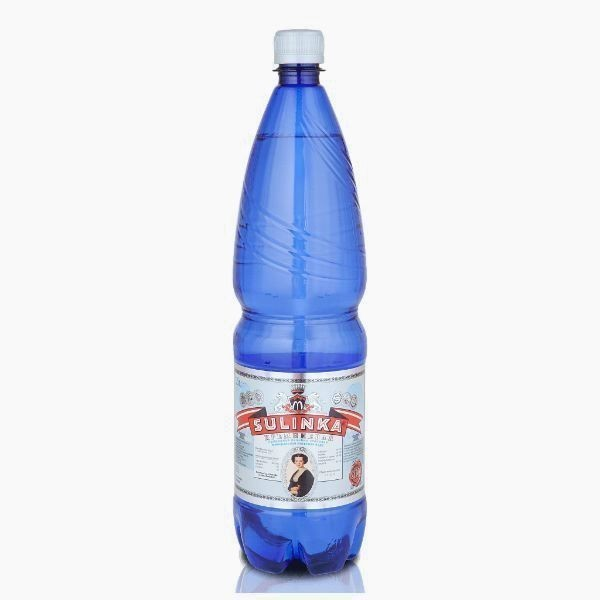 mineralnaya voda sulinka kremnievaya gazirovannaya 1 25l
