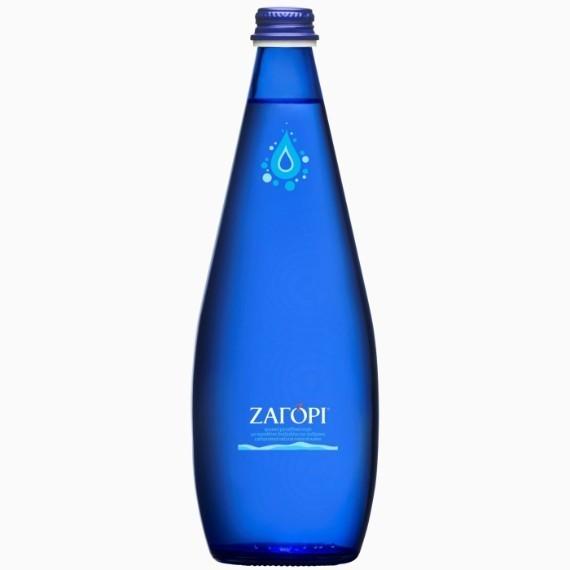 mineralnaya voda zagori s gazom 0 75 litra