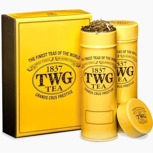 nabor chaja twg evening tea set 2 200 g
