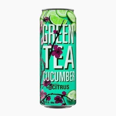 napitok arizona green tea zelenyj chaj s ogurtsom i tsitrusom 0 5 l